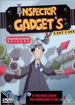 Rent Inspector Gadget's Last Case Online DVD Rental