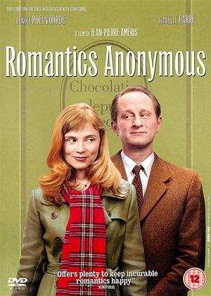 Romantics Anonymous Online DVD Rental