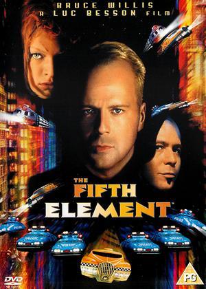 Rent The Fifth Element Online DVD Rental