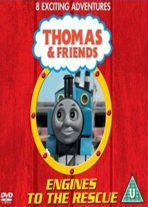 Rent Thomas the Tank Engine: Engines to the Rescue Online DVD Rental