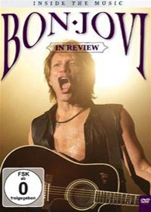 Bon Jovi: Inside the Music: In Review Online DVD Rental