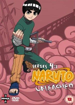 Rent Naruto Unleashed: Series 4 Online DVD Rental
