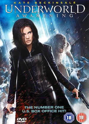 Underworld: Awakening Online DVD Rental