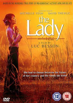 The Lady Online DVD Rental