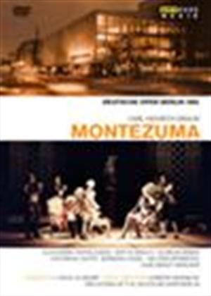 Rent Montezuma: Deutsche Oper Berlin (Hilsdorf) Online DVD Rental