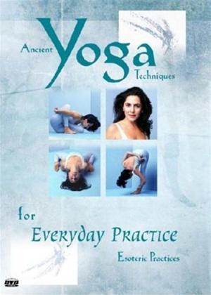 Yoga for Every Day Esoteric Practices Online DVD Rental