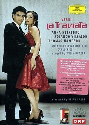 Rent La Traviata: Salzburg Festival Online DVD Rental
