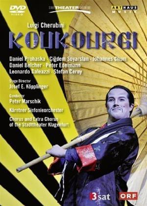 Rent Koukourgi: Stadttheater Klagenfurt (Marschik) Online DVD Rental