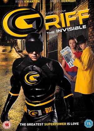 Griff the Invisible Online DVD Rental