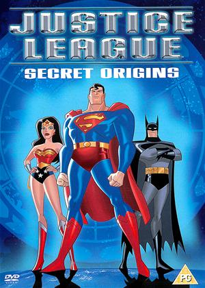 Justice League: Secret Origins Online DVD Rental