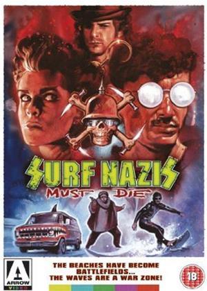 Surf Nazis Must Die Online DVD Rental