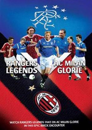 Rent Rangers FC: Rangers Legends V AC Milan Glorie Online DVD Rental
