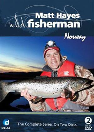 Matt Hayes: Wild Fisherman: Norway Online DVD Rental