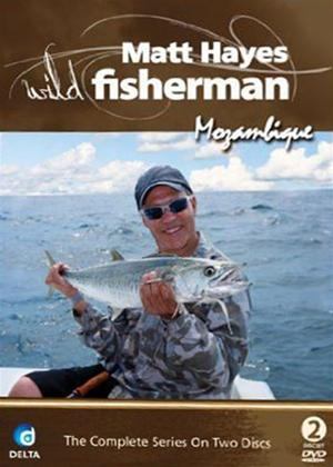 Matt Hayes: Wild Fisherman: Mozambique Online DVD Rental