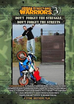 Urban Street Bike Warriors: 3: Don't Forget the Struggle Online DVD Rental