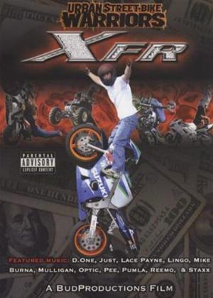 Rent Urban Street Bike Warriors: XFR Online DVD Rental