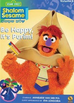 Rent Shalom Sesame: Vol.6: Be Happy It's Purim Online DVD Rental