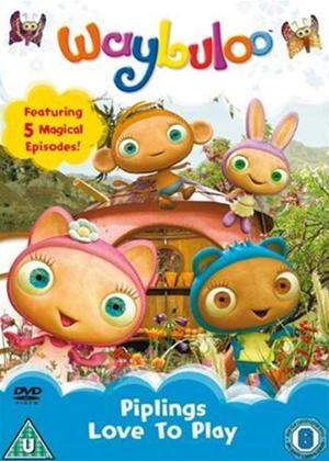 Waybuloo: Piplings Love to Play Online DVD Rental