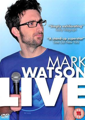 Mark Watson: Live Online DVD Rental