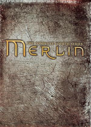 Rent Merlin: Series 4 Online DVD Rental