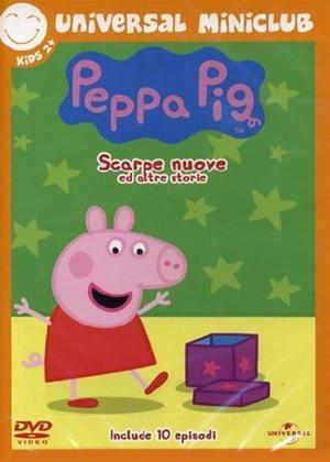 Rent Peppa Pig: Scarpe Nuove Online DVD Rental