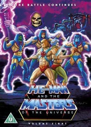 Rent He-Man and the Masters of the Universe: Vol.8 Online DVD Rental