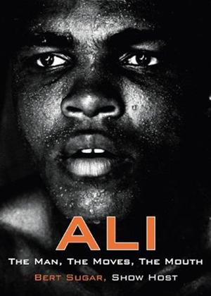 Muhammad Ali: The Man, the Moves, the Mouth Online DVD Rental