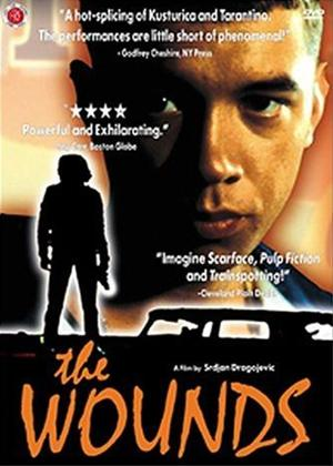 The Wounds Online DVD Rental