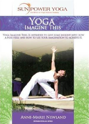 Rent Yoga: Imagine This Online DVD Rental