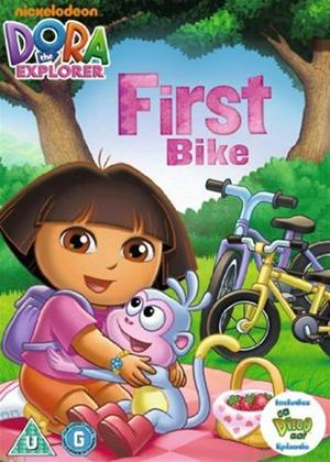 Rent Dora the Explorer: Dora's First Bike Online DVD Rental