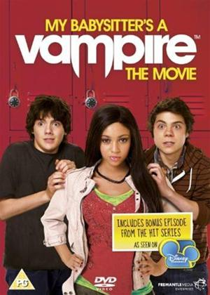 My Babysitter's a Vampire Online DVD Rental