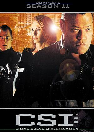 CSI: Series 11 Online DVD Rental