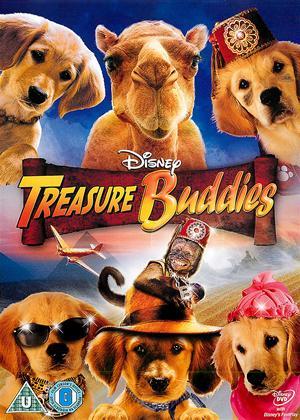 Treasure Buddies Online DVD Rental