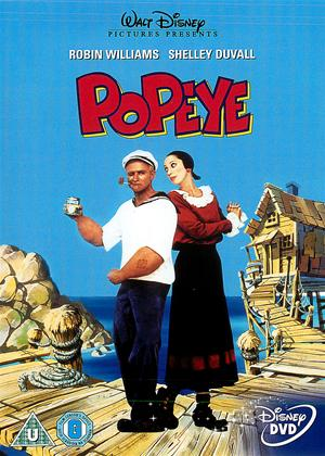 Rent Popeye Online DVD Rental