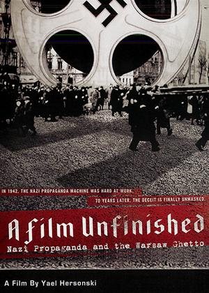 A Film Unfinished Online DVD Rental