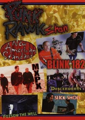 Rent Punk Rawk Show: New American Standard Online DVD Rental