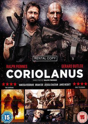 Coriolanus Online DVD Rental