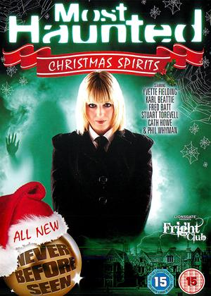 Most Haunted: Christmas Spirits Online DVD Rental