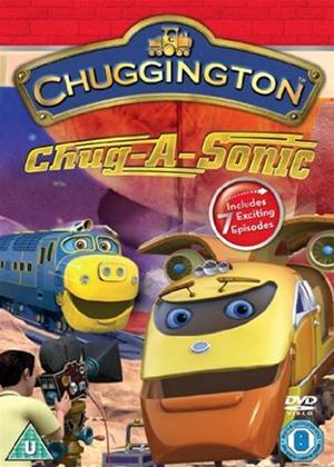 Rent Chuggington: Chug-a-sonic! Online DVD Rental