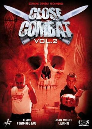 Close Combat Techniques: Vol.2 Online DVD Rental