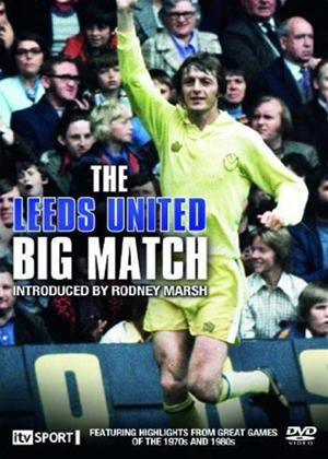 Rent Leeds United: Big Match Online DVD Rental