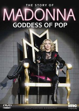 Madonna: The Story of Madonna: Goddess of Pop Online DVD Rental