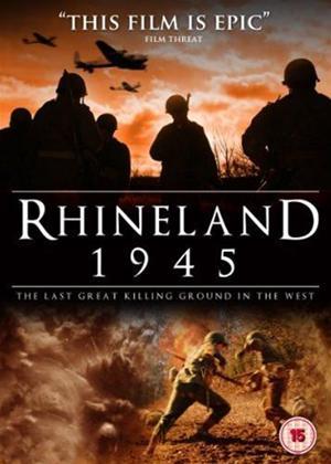 Rhineland 1945 Online DVD Rental