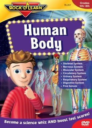 Rent Rock N Learn: The Human Body Online DVD Rental