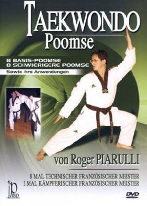 Taekwondo Poomse with Roger Piarulli Online DVD Rental