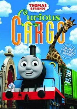 Rent Thomas the Tank Engine and Friends: Curious Cargo Online DVD Rental