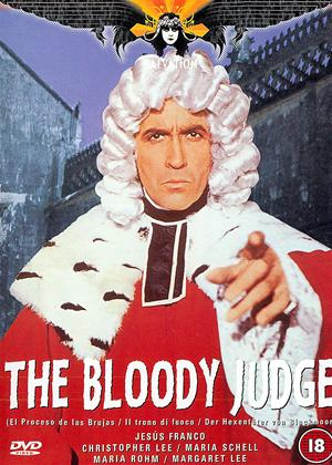 The Bloody Judge Online DVD Rental