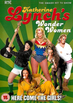 Katherine Lynch's Wonder Woman Online DVD Rental
