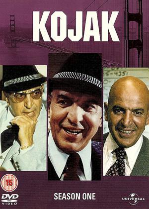 Kojak: Series 1 Online DVD Rental