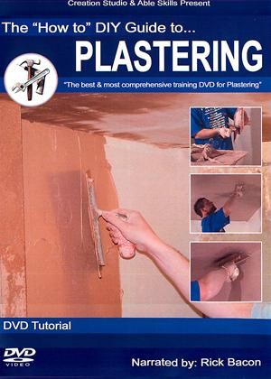 Rent How to DIY Guide to Plastering Online DVD Rental